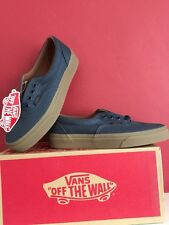 VANS ERA Gumsole trainers Skate Shoes UK 4.5 BRAND NEW WITH BOX