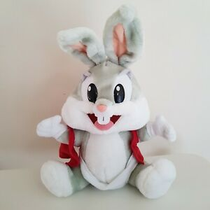 Bugs Bunny Baby 1997 WB movie world Gold Coast plush Approx 40cm