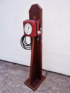 Rare Vintage PCL Air Meter Garage Forecourt Automobilia Pump