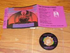 """Invincible Spirit-Devil Dance/3"""" pouces maxi-CD 1989"""