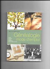 Généalogie mode d'emploi - Beaucarnot