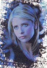 BUFFY THE VAMPIRE SLAYER REFLECTIONS 2000 INKWORKS PROMO CARD P1 ANGEL