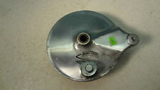 1993 Kawasaki Vulcan EN 400 K318-1. rear brake plate hub drum