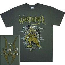 WARBRINGER - Empires Collapse - T-Shirt - Größe Size M - Neu