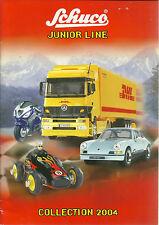 CATALOGUE SCHUCO JUNIOR LINE  - 2004