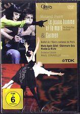 DVD ROLAND PETIT Carmen & Le jeune homme et la mort NICOLAS LE RICHE Osta Gillot