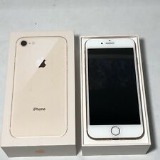 Apple iPhone 8 64GB Rose Gold AT&T Very Good Condition Original Box Included