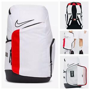 Nike Max Air Elite Pro Hoops Backpack Laptop Sneaker Gym Travel Bag BA6164-100
