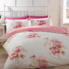 Country Floral 100% Cotton Bedding Sets & Duvet Covers