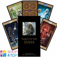 TAROT OF THE ELVES DECK-KARTEN  ESOTERIC FORTUNE TELLING LO SCARABEO NEU