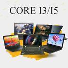 Fast Cheap Core I3/i5 Laptop 480gb Ssd 8gb/16gb Ram Wi-fi Windows 10 Webcam