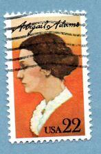 TIMBRO USA 1985 SG2188 Abigail Adams