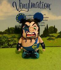 "Disney Vinylmation 3"" Park Set 1 Extreme Wrestlers Drago Smackdownovich"