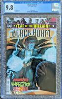 Black Adam #1 John Romita Jr Cover CGC 9.8 DC Comics 2019