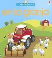 En La Granja (Dime Lo Que Ves) (Spanish Edition)