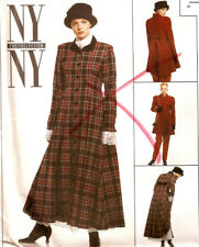 McCalls NYNY Pattern 7404 Mary Poppins Annie Hall Dress Jacket UNCUT Size 12