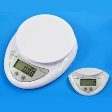 5kg /1g Electronic Digital Kitchen Food Diet Postal Balance Weighing Scale