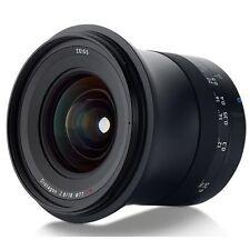 Zeiss Milvus 18mm F2.8 Lens - Nikon Mount Lens ZF.2