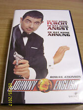 Johnny English      VHS S/T (2003)