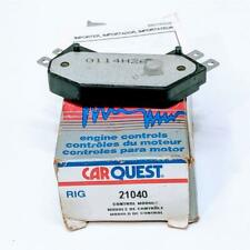 Carquest 21040 Ignition Control Module For 1980s 1990s Chevrolet GMC NOS