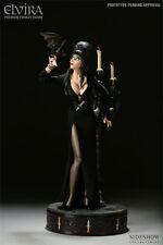Sideshow: Elvira Premium Format Figure 1/4 Statue