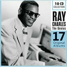 Ray Charles - 17 Original Albums Cd10 Documents