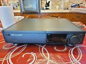 VIDEOREGISTRATORE S-VHS Panasonic NV-FS100 50€!