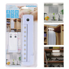 Lampada Faretto 8 LED + Telecomando Wireless Luce Notte Armadio Mobili Grundig