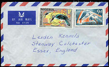 Nigeria 1971 Commercial Airmail Cover To UK #C33202