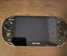 Sony PCH-1001 PlayStation Vita Wi-Fi Console - Black