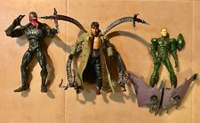 Marvel Legends Spider-Man Movie Villains : Venom Doctor Octopus Green Goblin
