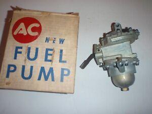 NOS Original AC Fuel & Vacuum Pump 1941-1950 Pontiac 8-cyl 41 42 46 47 48 49 50