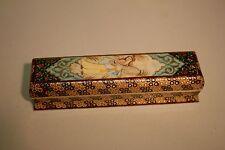 Hand Made Persian pen box made in Isfahan