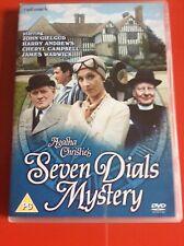 Agatha Christies Seven Dials Mystery dvd John Gielgud Region 2