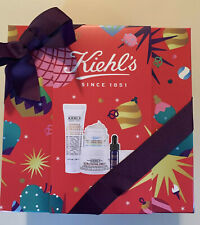 Kiehl's x Janine Rewell Power Packed Essentials 4 Piece Gift Set New Sealed Lux