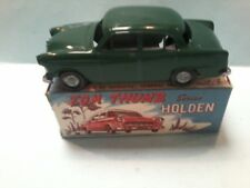 TOM THUMB made by STREAMLUX 1/36 FE HOLDEN painted in drk green from a kit BOXED
