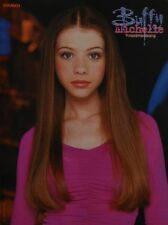 MICHELLE TRACHTENBERG - A4 Poster (21 x 28 cm) - Buffy Clippings Fan Sammlung