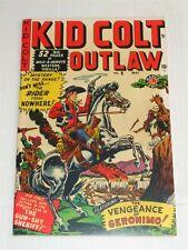 KID COLT OUTLAW #9 FN+ (6.5) MAY 1950 52 PGS MARVEL ATLAS COMICS **