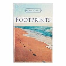 Words of Hope Footprints by Christian Art Gifts (Corporate Author)