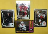 2018-19 OPC Platinum Rookie Lot X4 Victor Ejdsell Retro RC Suomela Fortin Dube
