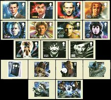 GREAT BRITAIN • 2013 • Doctor Who • PHQ / Maxi Cards (17)