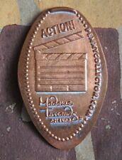 Madame Tussauds elongated penny Orlando Florida USA cent Action souvenir coin