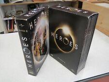 COFFRET DVD HEROES SAISON 1 ET 2 (7 + 4 DVD)