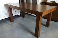 Bentley Designs Akita Walnut Dining Table 6-8 Seater End Extending RRP £580
