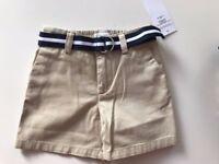 Ralph Lauren Baby Boys Shorts 9M,12M