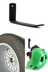 Reifenhalterung Reifenhalter Wandhalterung Autoreifen Werkzeughalter aus Stahl