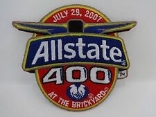 2007 AllState 400 @ Brickyard Event Collector Patch Indianapolis Motor Speedway