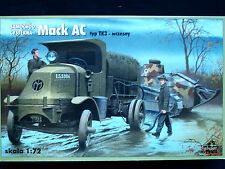 MACK AC  TYPE TK 3, EARLY, ALLIED WWI  FUEL TANKER   , RPM, SCALE 1/72