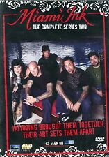 Miami Ink : Series Two (5 DVD)