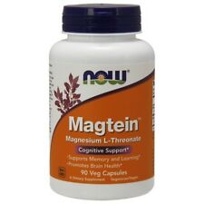 NOW Magtein 90 Veg Capsules